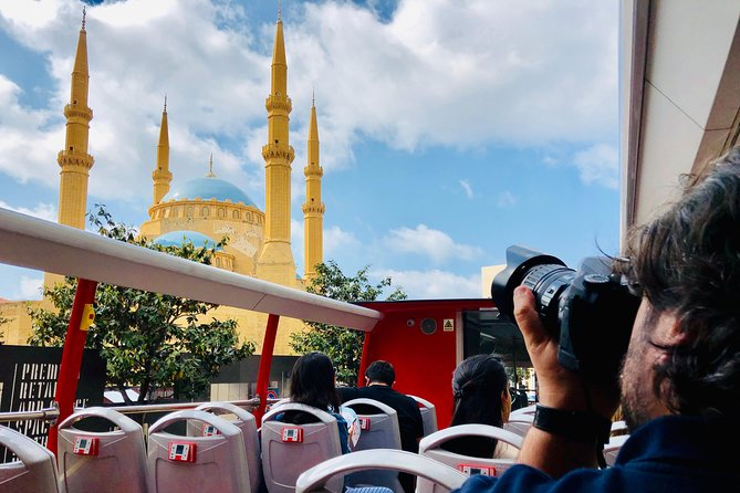 City Sightseeing Beirut Hop-On Hop-Off Bus Tour