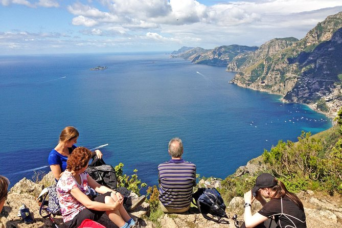 Half-Day Private Amalfi Coast Path of the Gods Hike with Lunch