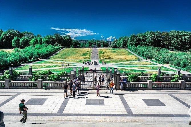 Oslo City & Vigeland Park Private Walking Tour