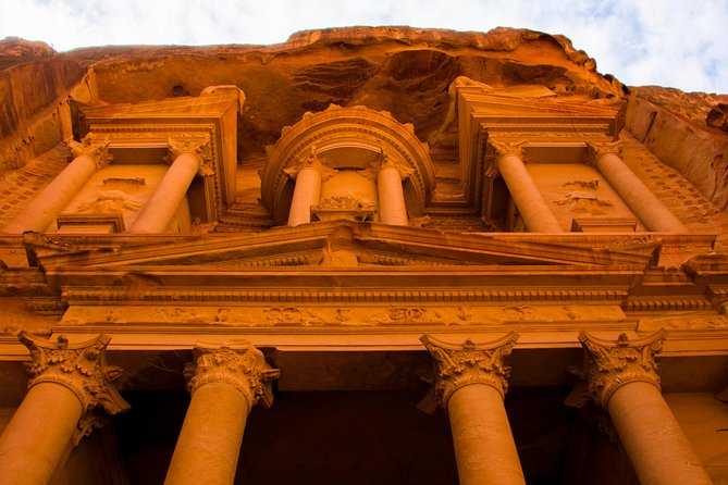Private Petra Tour from Aqaba Hotel