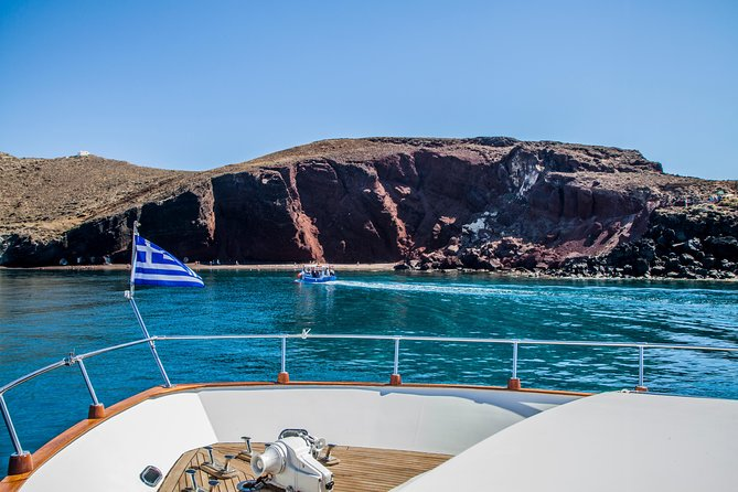 Luxury Motor Yacht Day Cruise with Gourmet 5-Course Lunch