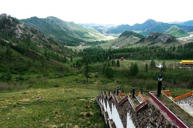 Terelj and Khustai National parks Mongolia 1-2 days