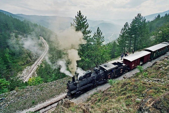 Private tour to Mokra Gora and Sargan Eight railway