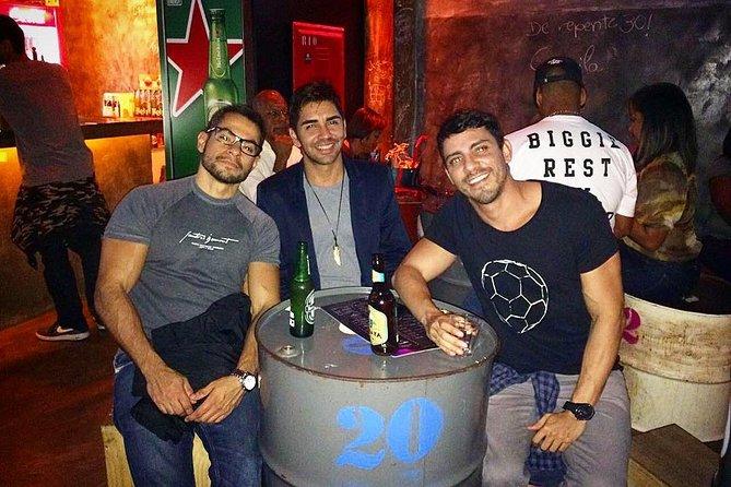 Gay Bars Rio de Janeiro Nightlife Tour
