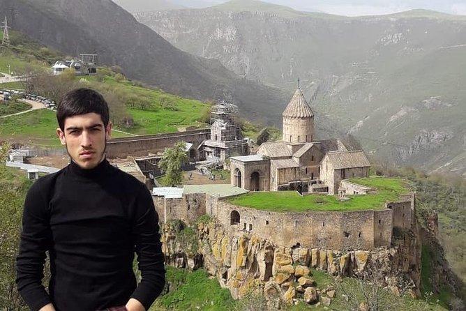 Tour to Tatev