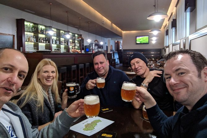 Local Beer & Food Tour