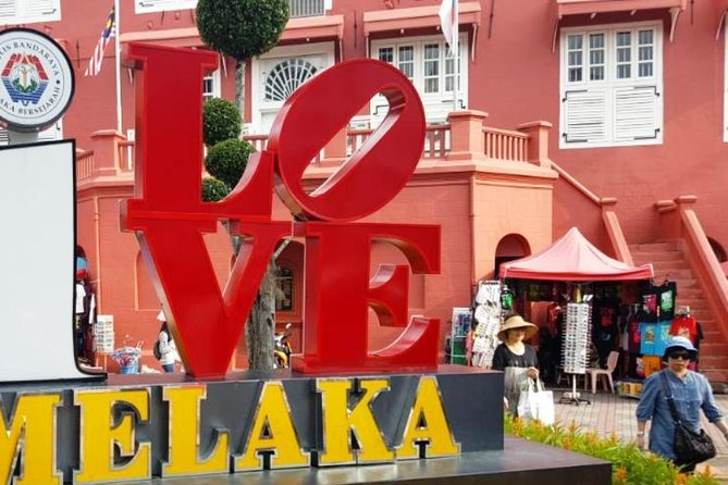 Explore Melaka UNESCO World Heritage Site