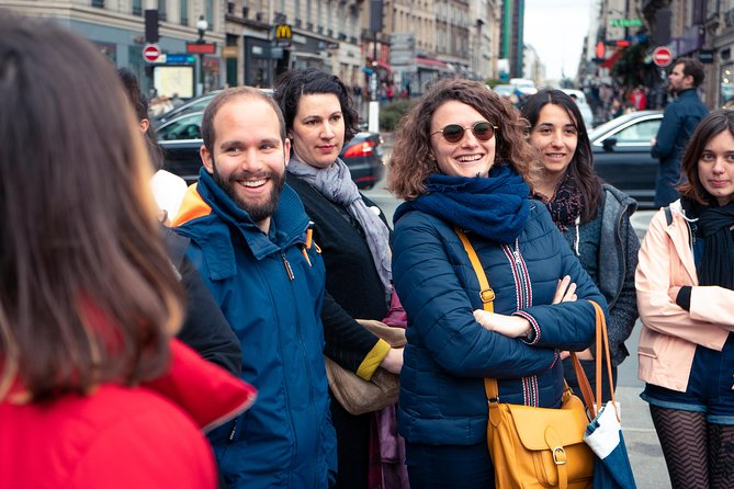 The rebellious women of Paris: feminist walk