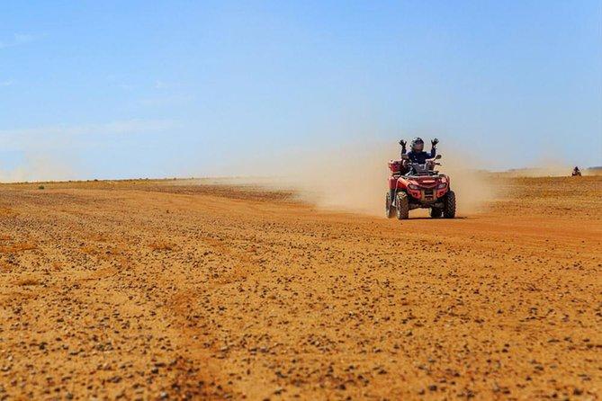 Demi-journée en quad au désert d Agafay