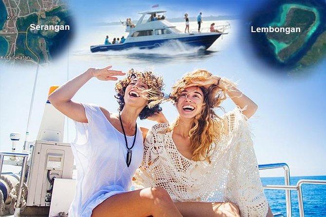 Lembongan Super Fast Boat Transfers