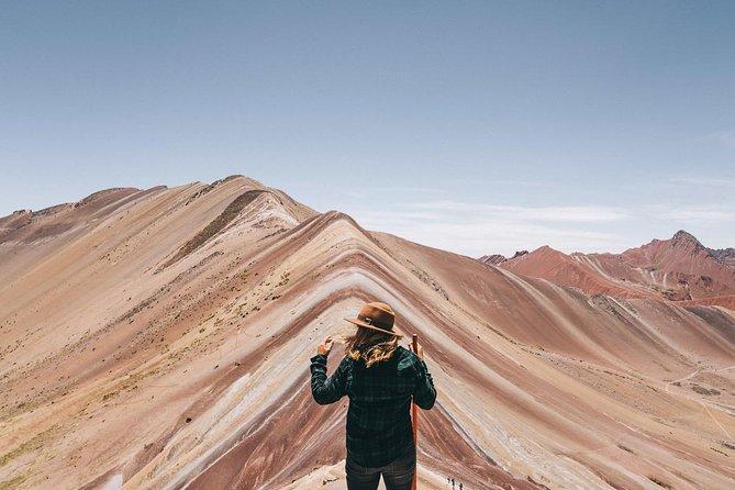 Rainbow Mountain (dagstur fra Cusco)