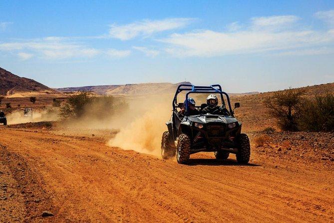 Balade en buggy au désert de Agafay
