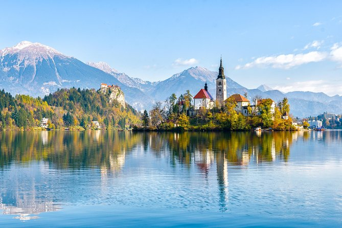BEST OF GORENJSKA PRIVATE TOUR: Lake Bled & Jasna, Kranjska Gora,Vrsic Pass