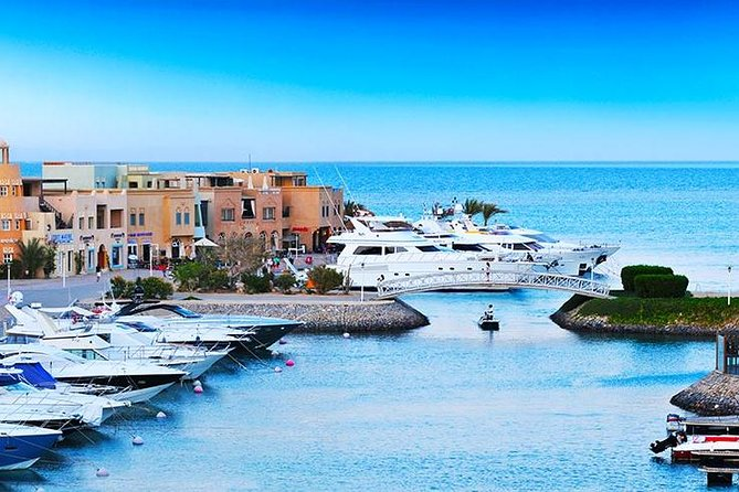 El Gouna Sea Trip (Egyptian Venezia)
