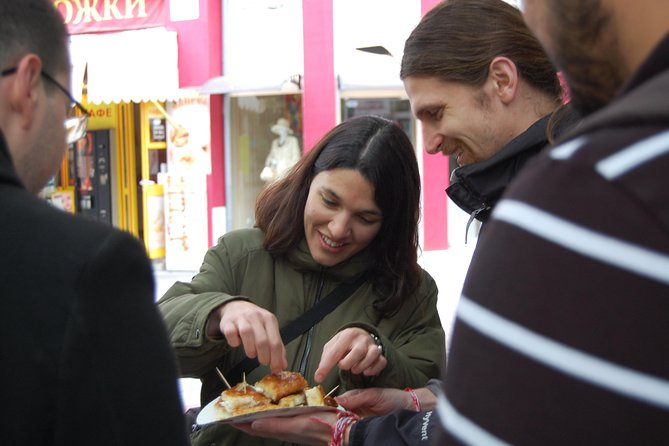 Food Walk: Bulgarian Food and Culture Tour Plovdiv photo 1