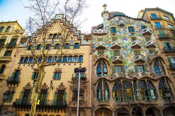 Highlights of Barcelona: Full-Day Private Tour with Lunch photo 7