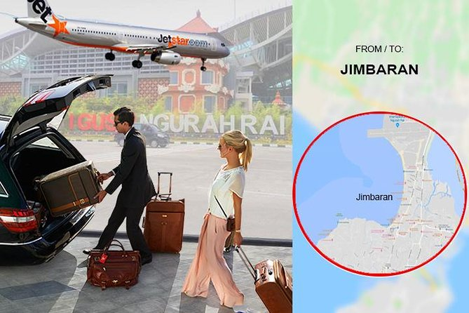 Bali DPS Airport Private Transfer from-to Jimbaran