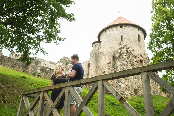 Medieval Cesis Photoshoot Tour