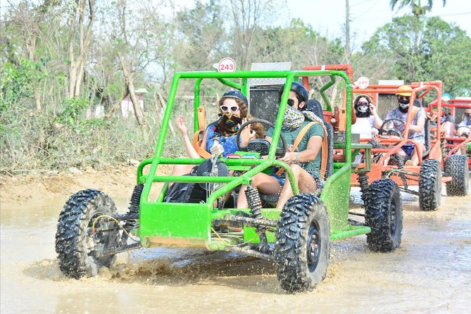 Private Buggy Tour, Macao Beach and Spring Water Cave from Punta Cana