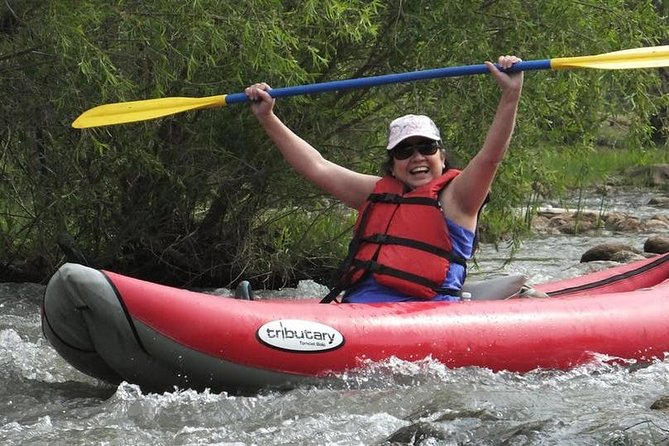 Inflatable Kayak Adventure from Camp Verde