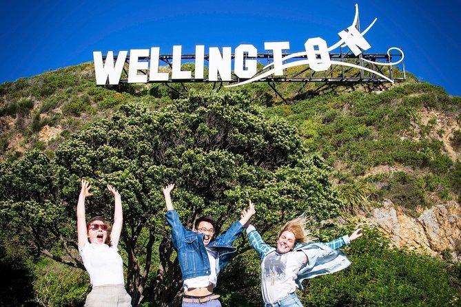 Wellington Movie Tour