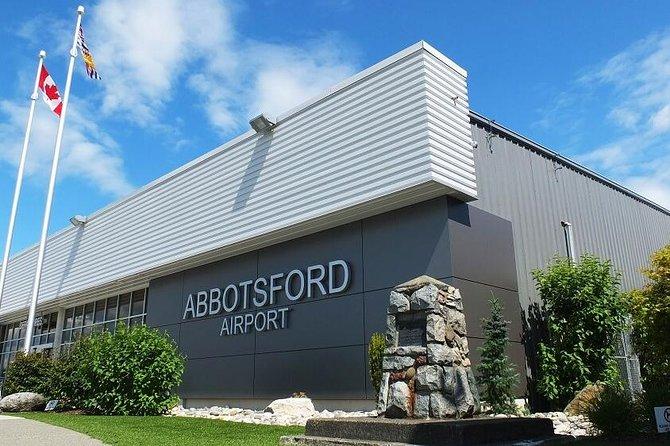 Shuttle to Abbotsford International Airport (YXX)