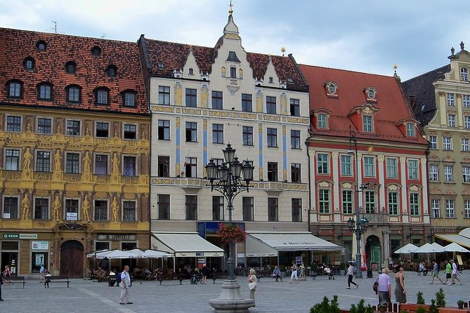 Small-Group Guided Walking Tour of Wroclaw