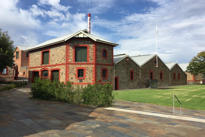 The Ultimate Penfolds Magill Estate Wine & Underground Cellar Tour