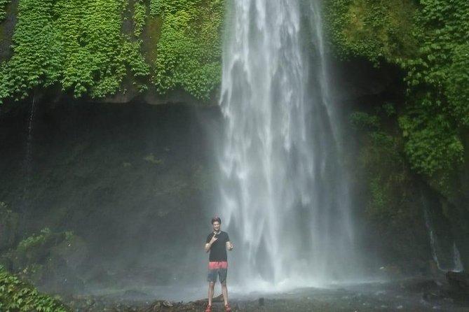 Twin Lake Bali Cycling Tour