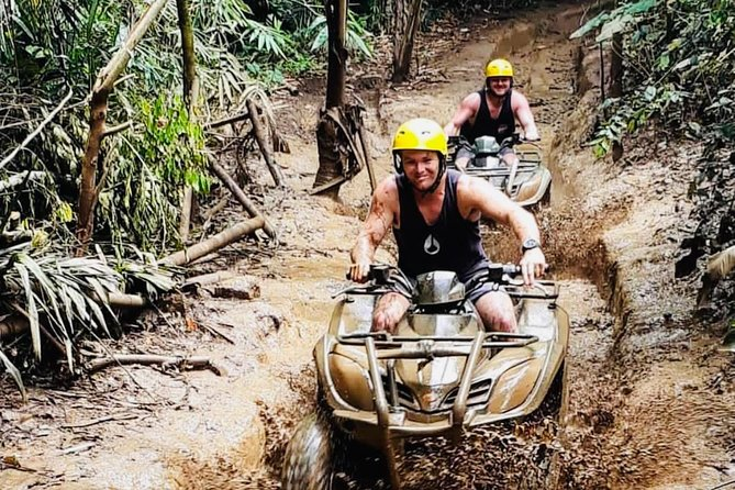 ATV Quad Lunch with One Hour Balinese Spa Treatment and Transport photo 26