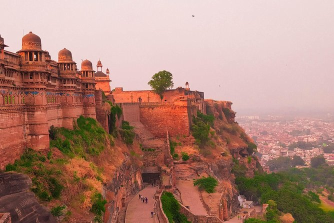 Same day excursion to Gwalior from Agra