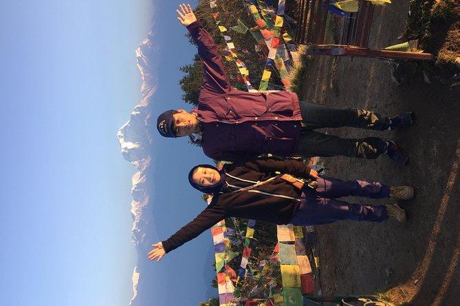 Annapurna: 2 Days Poon Hill Trek from Pokhara