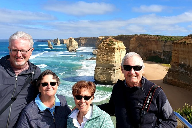 Helicopter Flight + Fine Dining Private Luxury Great Ocean Road Tour