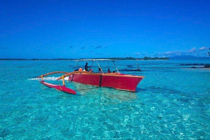 Bora Bora: Small Group Stargazing Tour Including Sunset Cruise