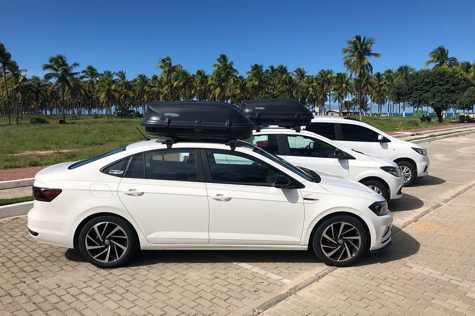 Traslado de partida de Boa Viagem, Pina ou Piedade para o Aeroporto de Recife