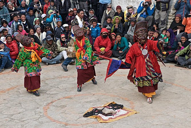 18 Days Upper Mustang Tiji Festival Trek (Music, Dance, Cultures)