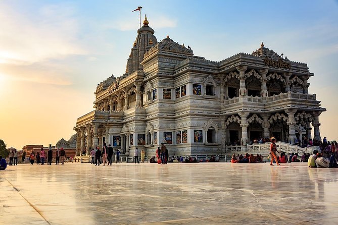 2 Days Mathura Vrindavan Tour from Delhi
