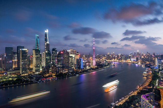 Shanghai Afternoon Tour: Yuyuan Garden, French Concession and River Cruise