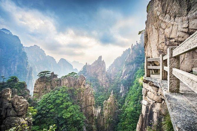 Tour de 2 días al atardecer y al amanecer en Huangshan