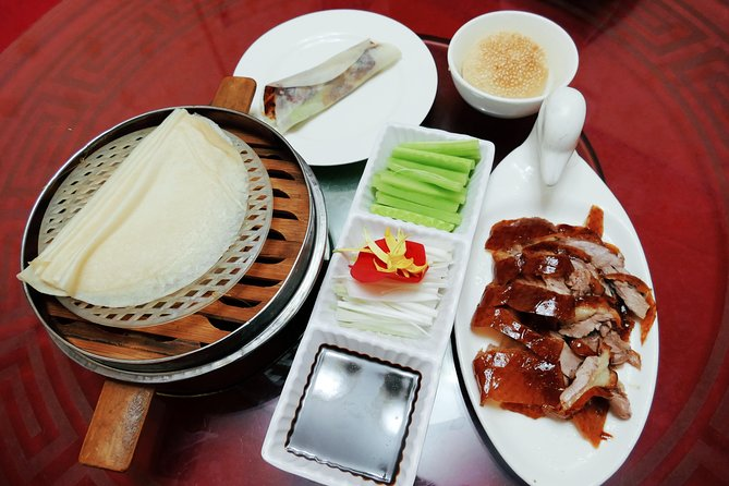 Peking Duck Banquet with Optional Private Transfer