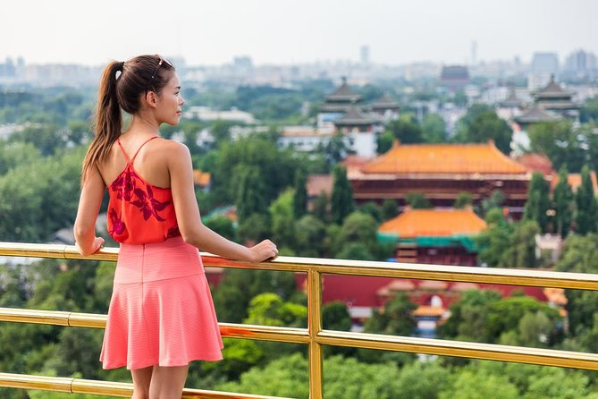 Forbidden City, Tiananmen Square and Cooking Class at Private Courtyard