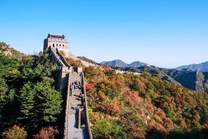 Beijing Day Trip Badaling Great Wall and The Sacred Ming Tombs