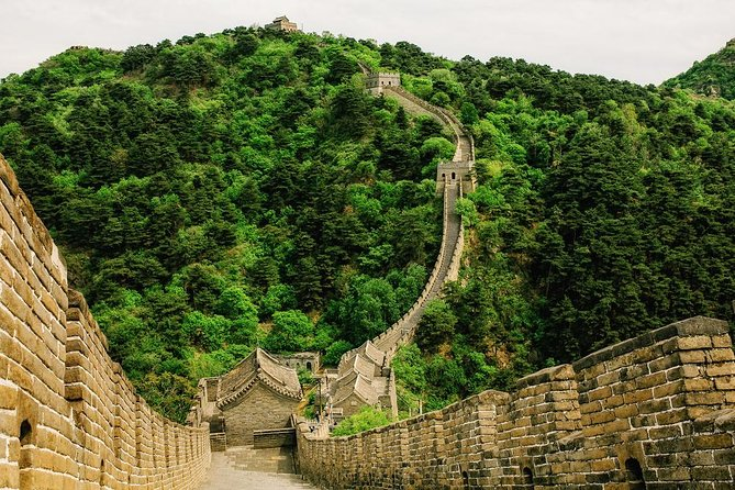 Shanghai To Beijing Private Great Wall Forbidden City By