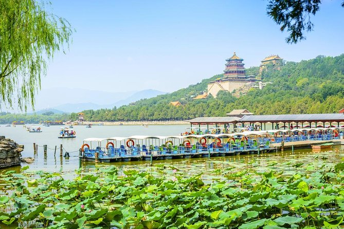 Private Day Tour of Badaling Great Wall and the Summer Palace Including Lunch