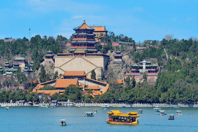 Beijing by Bus: Forbidden City, Temple of Heaven and Summer Palace