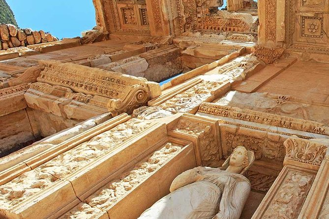 3-Days Ephesus & Pamukkale Tour by Bus from Istanbul