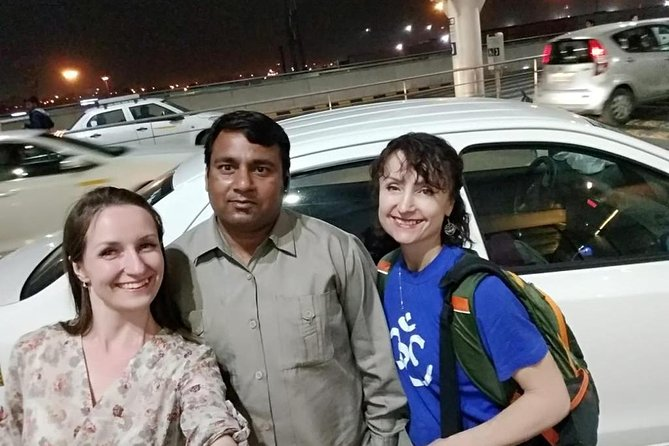 Jaipur City to Delhi Airport Or Delhi private transfer with AC Car and driver