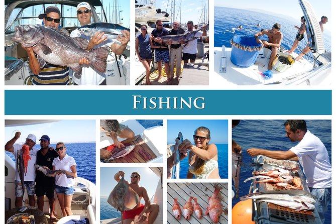 Fishing VIP - ( From Limassol-Larnaca-Ayia Napa)
