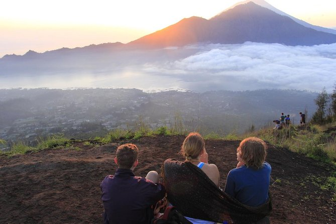 Mount Batur Sunrise Trekking Shared Tour