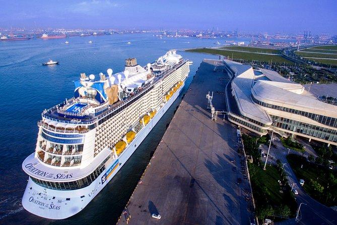 Tianjin Cruise Port Transfer to Beijing with Mutianyu Great Wall